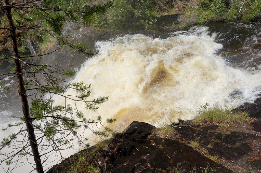 waterfall — Кивач — undefined, фото №3