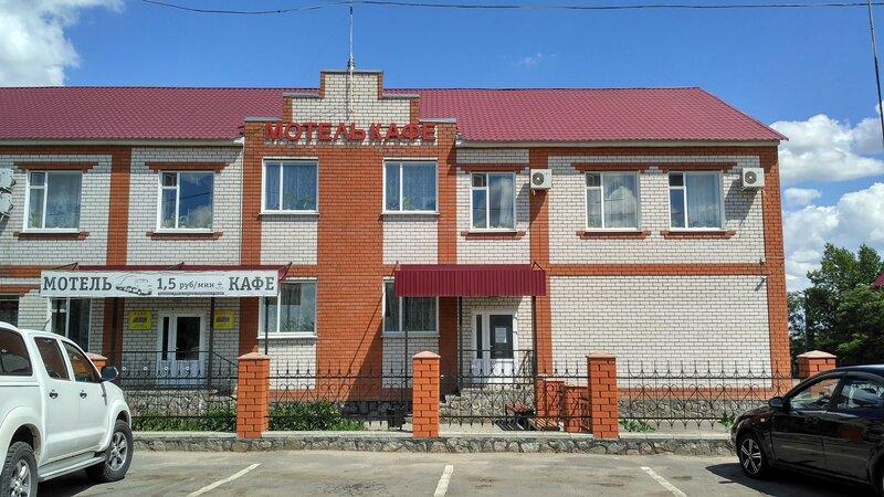 Мотель 777