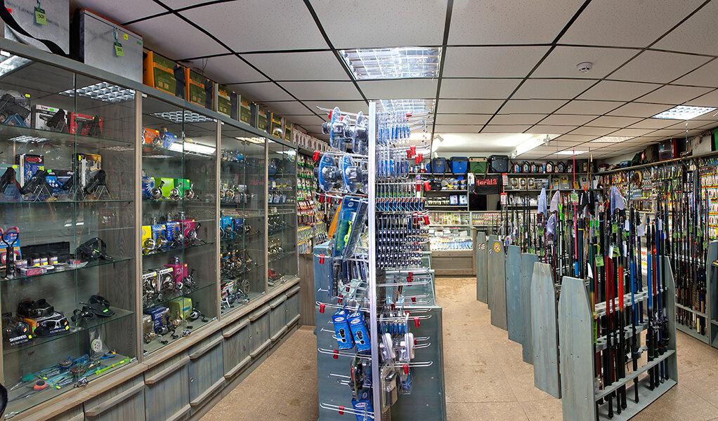 Магазин рыболов фото