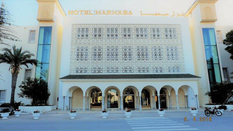 Отель Мархаба Клаб