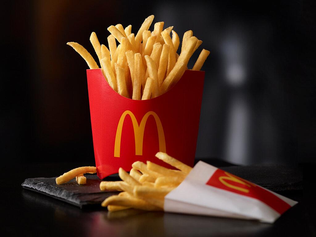 быстрое питание — McDonald's — Лос-Анджелес, фото №2