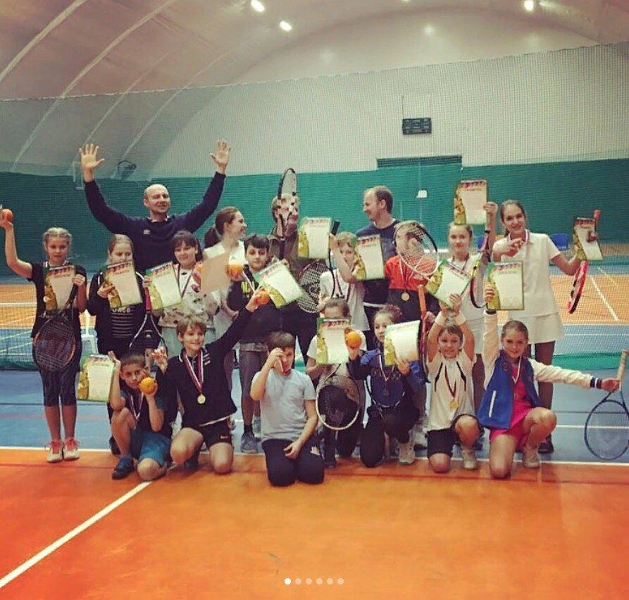 теннисный клуб — Клуб Лига — Москва, фото №7