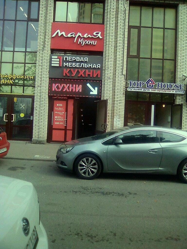 двери — Фирменный салон фабрики Профиль Дорс СПб — Санкт-Петербург, фото №5