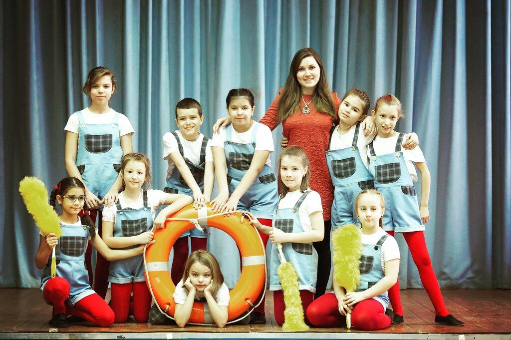 театральное и цирковое образование — Театр-студия Персонаж — Зеленоград, фото №3