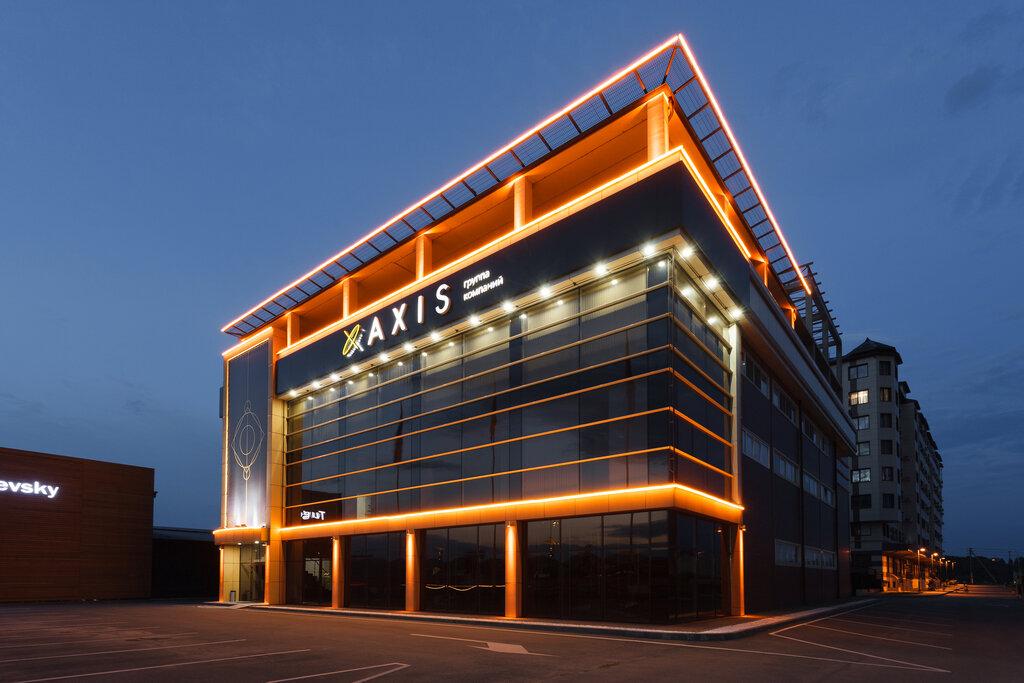 строительная компания — Axis — аул Новая Адыгея, фото №1