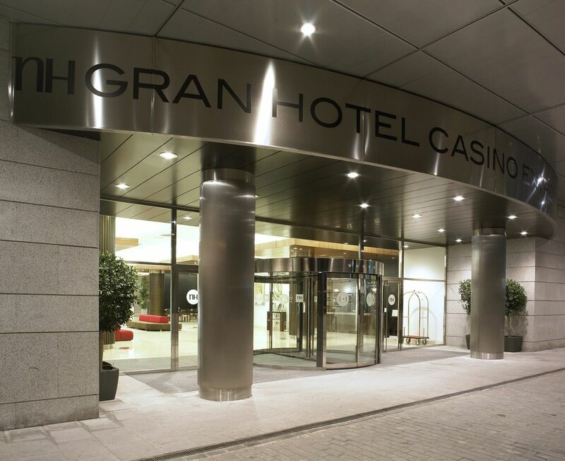 Nh Gran Casino Extremadura