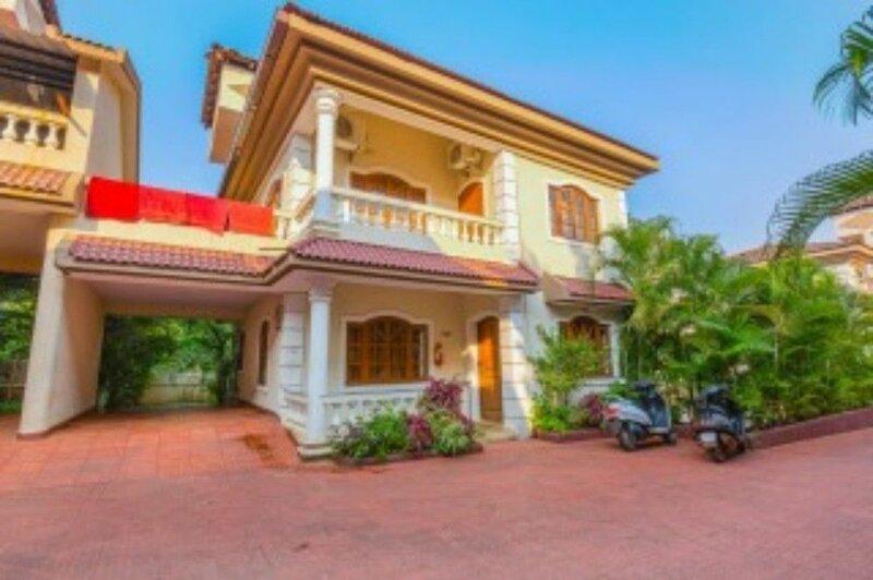 GuestHouser 4 Bhk Villa 9076