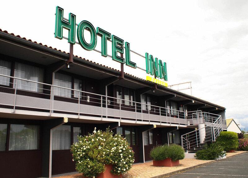 Hôtel Inn Design La Rochelle Resto Novo