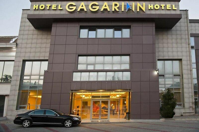 Гостиница Gagarinn