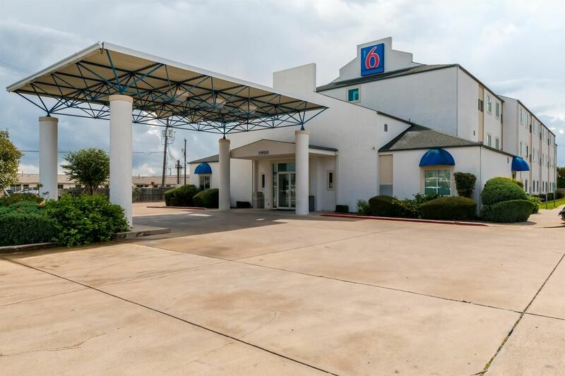 Motel 6 San Antonio, Tx - South
