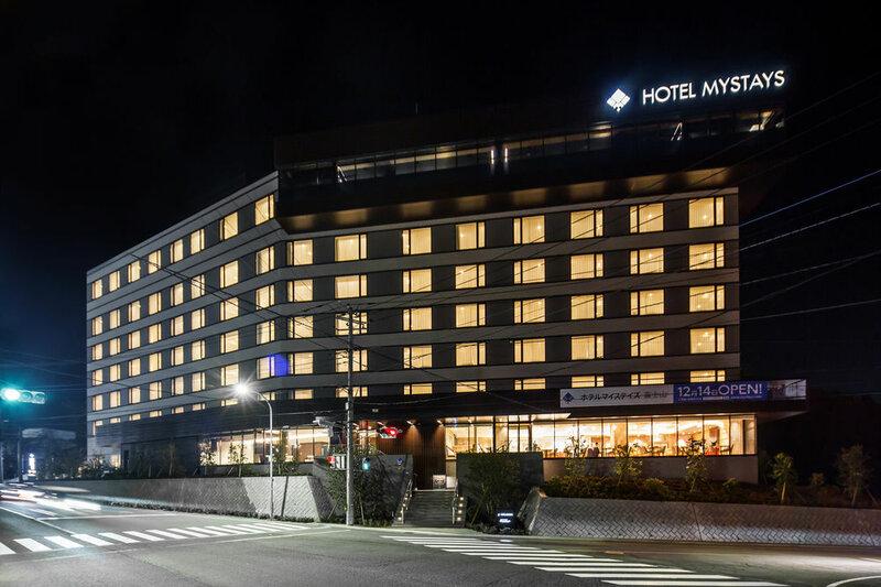 Hotel Mystays Fuji Onsen Resort
