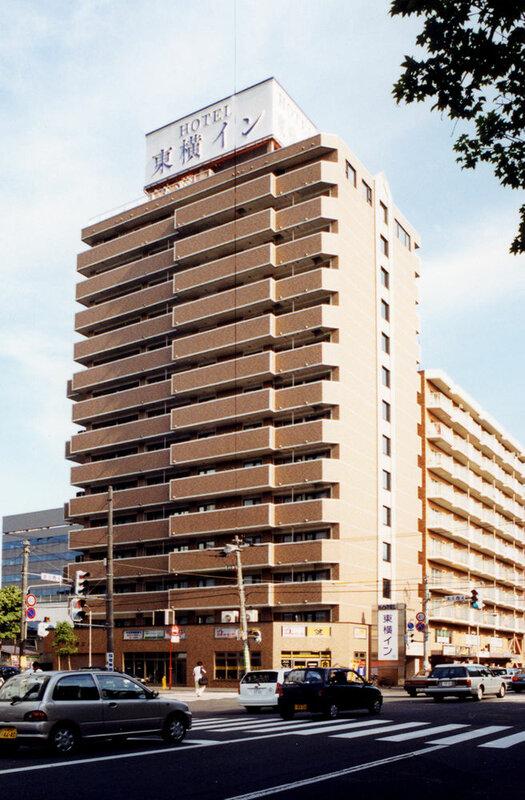 Toyoko Inn Hokkaido Sapporo-eki Nishi-guchi Hokudai Mae