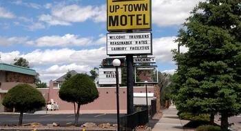 Travelers Uptown Motel