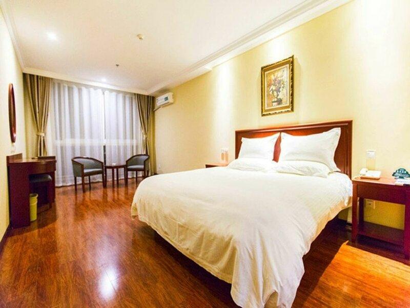 GreenTree Inn Xuzhou High Speed Railway Zhanqian Square Hotel