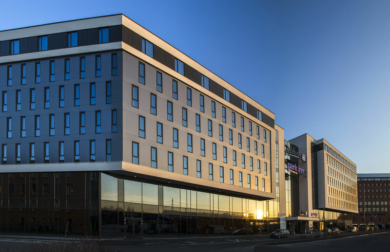 Park Inn by Radisson Hotel & Conference Centre Alna-Oslo
