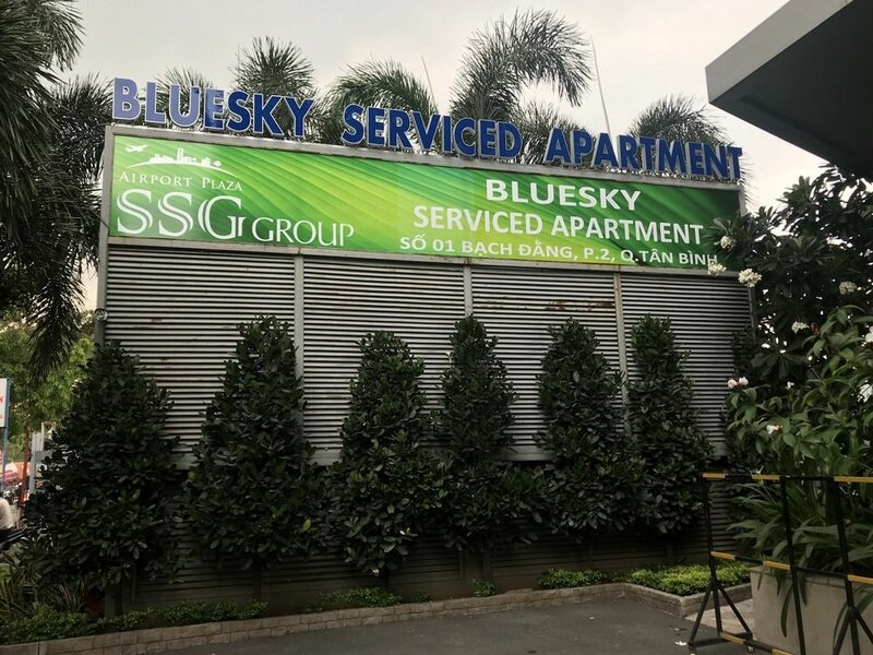 Bluesky Serviced Apartment Airport Plaza