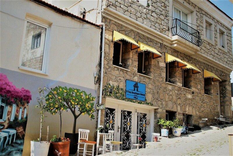 5Taş Boutique Hotel Alacati
