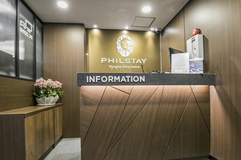 Philstay Myeongdong Boutique - Hostel
