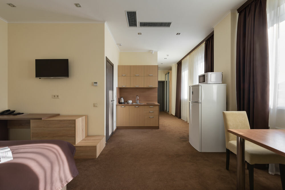 готель — Twin Apart Hotel — Київ, фото №10