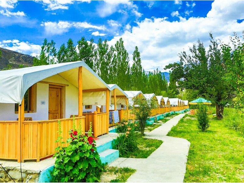 Shangri La Camp