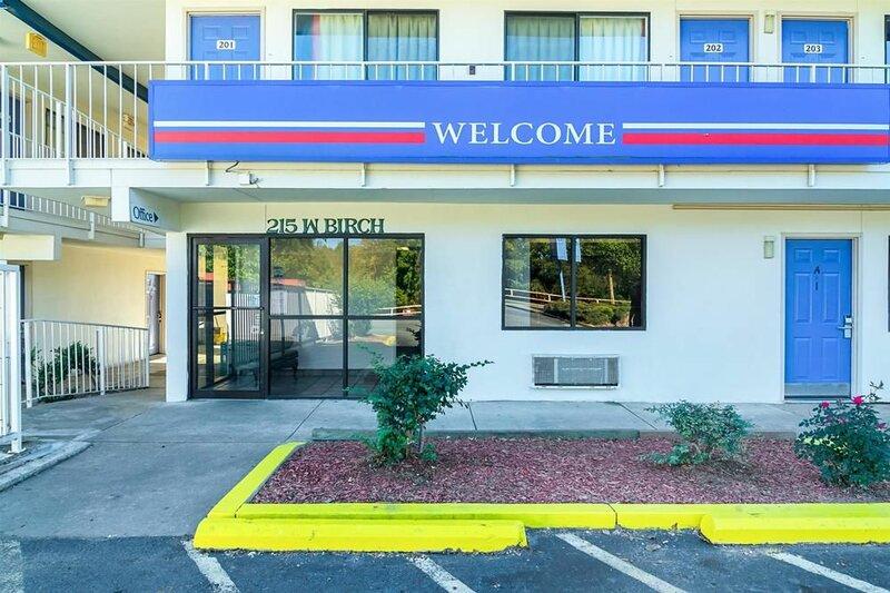 Motel 6 Russellville, Ar