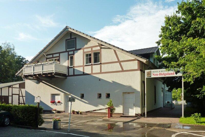 Restaurant Und Hotel Neu-helgoland