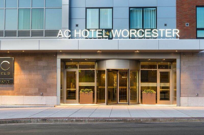 Ac Hotel by Marriott Worcester