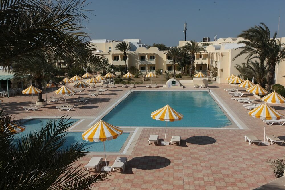 Венеция бич отель тунис фото