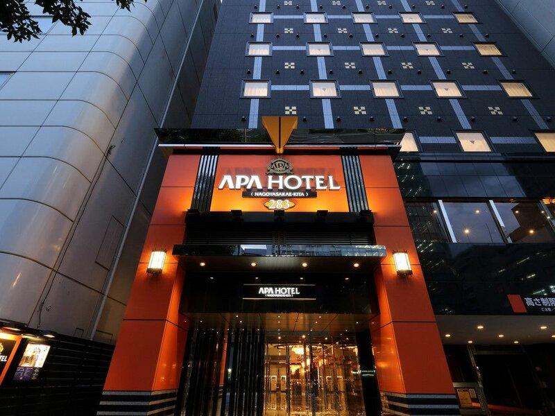 Apa Hotel Nagoyasakae-Kita