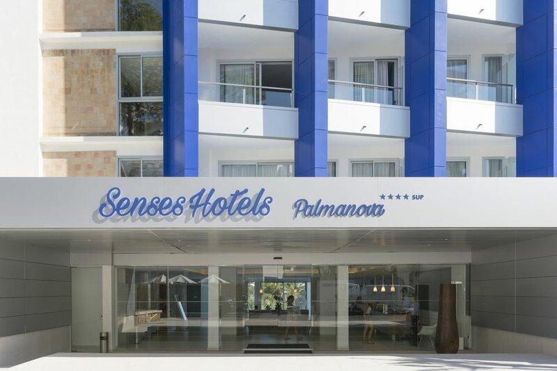 Msh Mallorca Senses Hotel, Palmanova, Adults Only