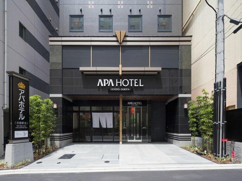 Apa Hotel Kyoto-Ekikita