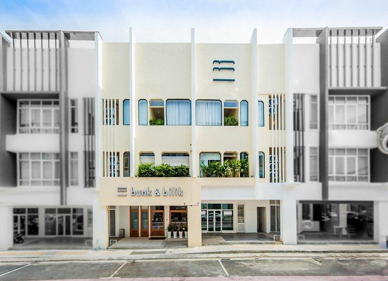 Bunk & Bilik Hotel Sri Petaling