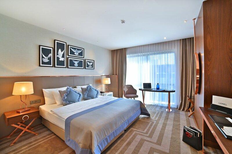 Отель Lionel Istanbul