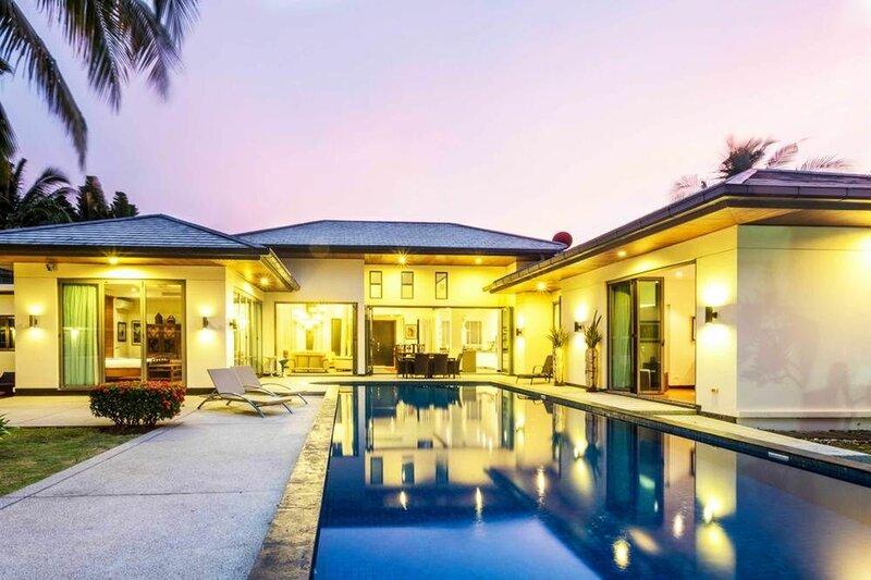 Private Pool Villas Phuket - Mandala Arnalia