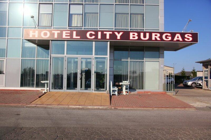 Hotel City Burgas