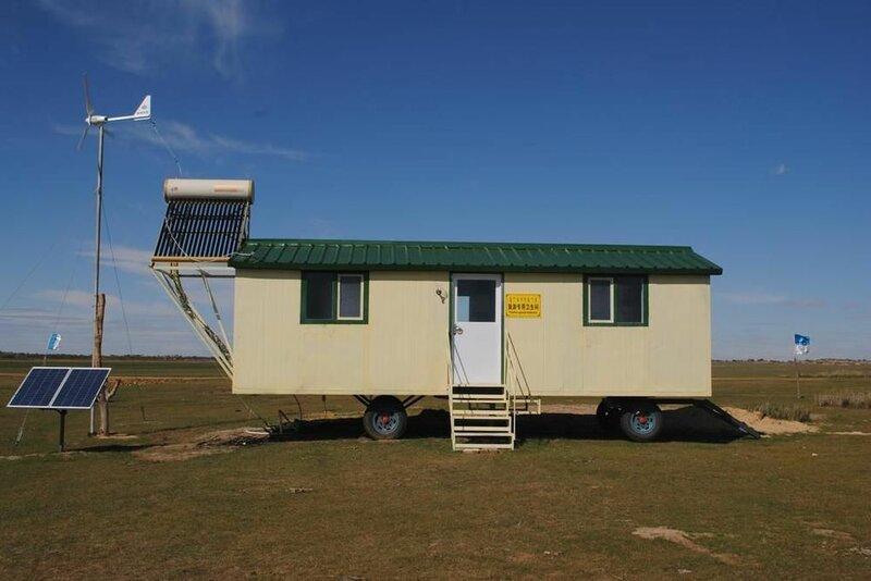 Xanadu yurts