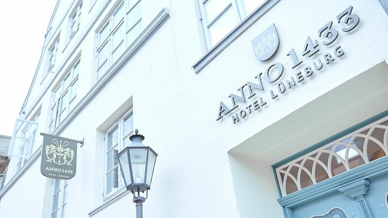 Anno 1433 Hotel Lüneburg