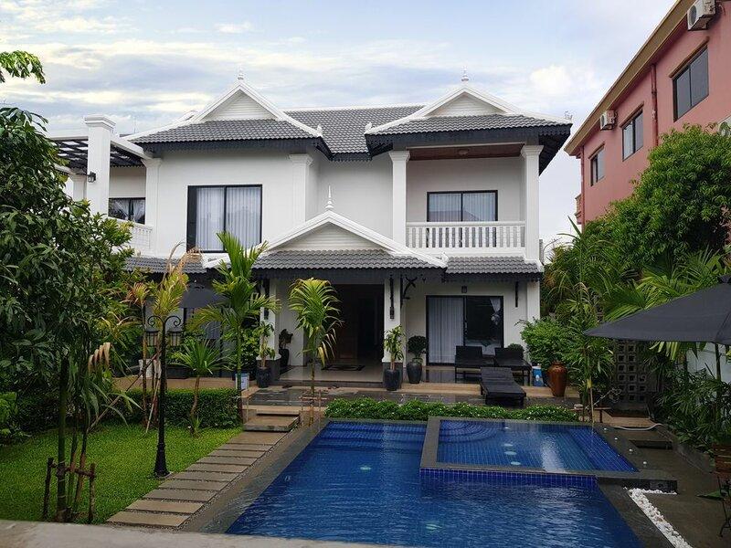 Krissna Villa Siem Reap