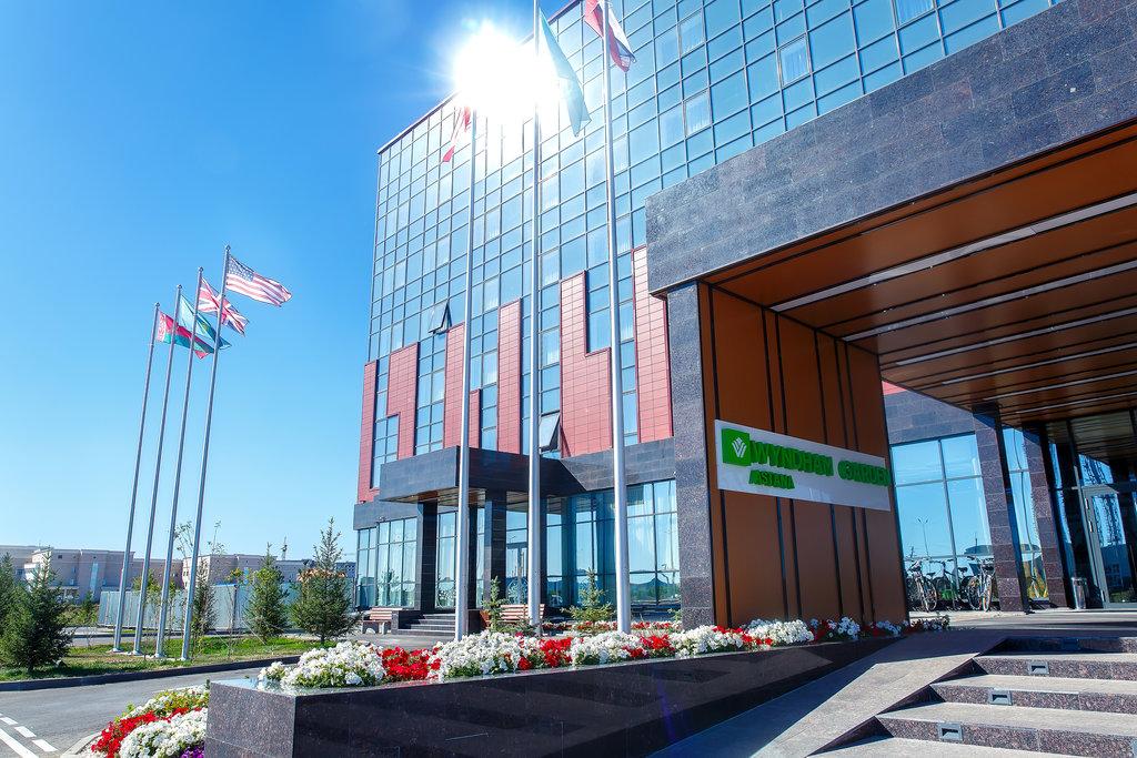 гостиница — Wyndham Garden Astana — Нур-Султан, фото №1