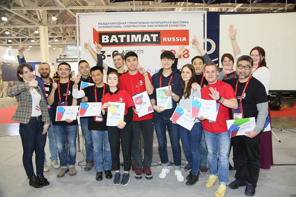 организация и обслуживание выставок — Batimat Russia — Москва, фото №8