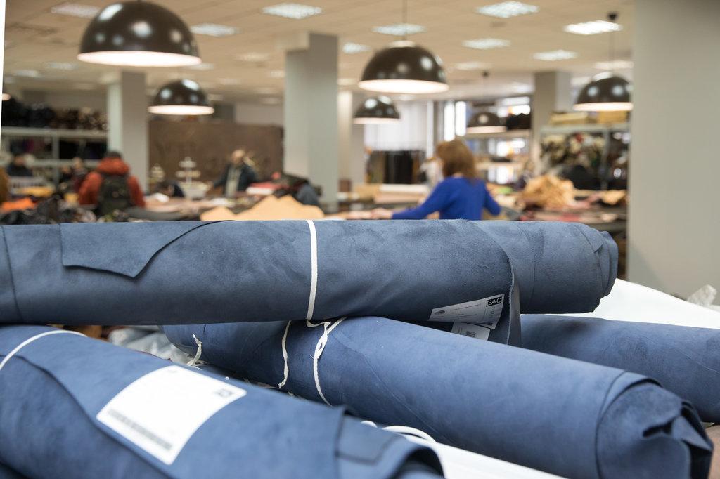 магазин кожи и меха — Тавро — Москва, фото №1