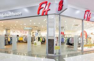 15a793b1ef77 Fashion House - магазин одежды, метро Пражская, ул. Красного Маяка, 2Б,  Москва — Яндекс.Карты