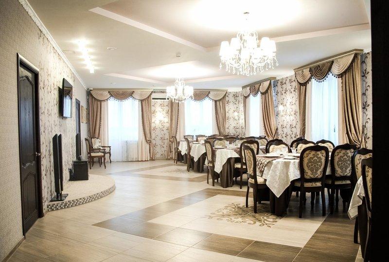 Ресторан - Отель Тройка