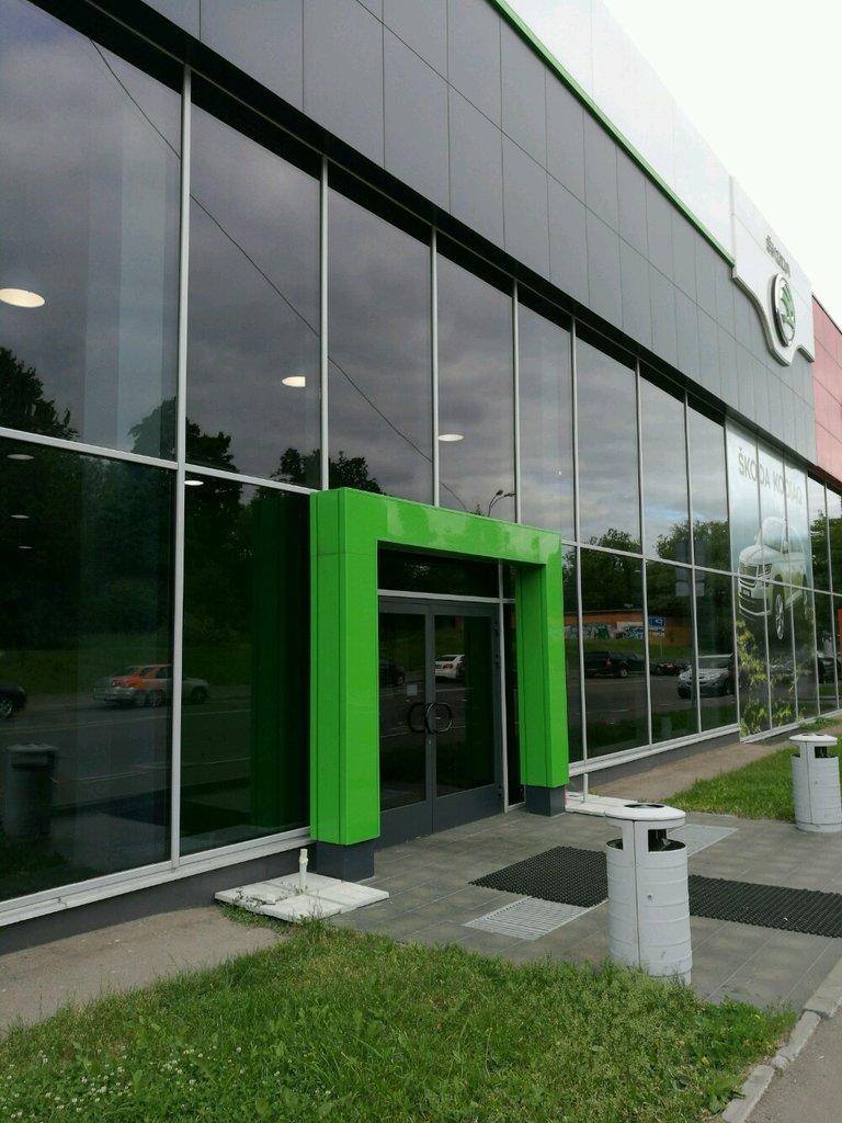 автосалон — Автосалон Favorit Motors Автопрага Skoda Восток — официальный дилер Skoda — Москва, фото №6