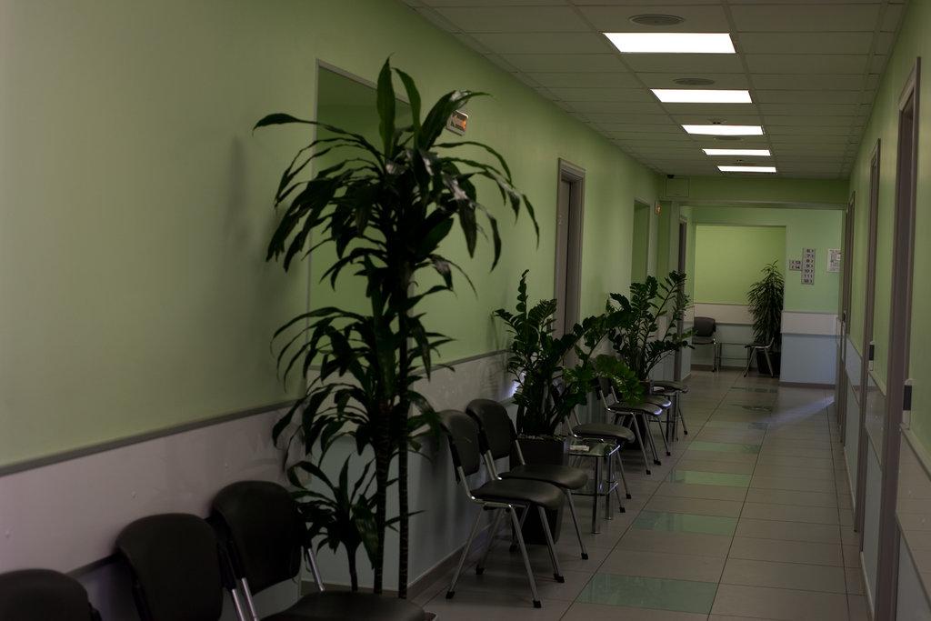 диагностический центр — Научно-консультативный клинико-диагностический центр Центрального научно-исследовательского института эпидемиологии — Москва, фото №2