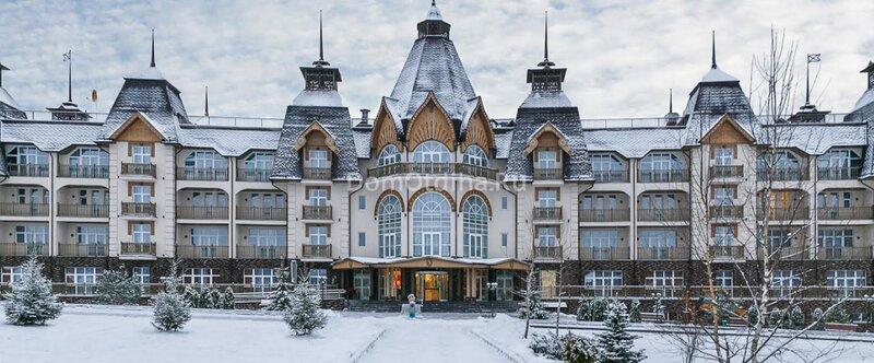 Парк-отель Орловский