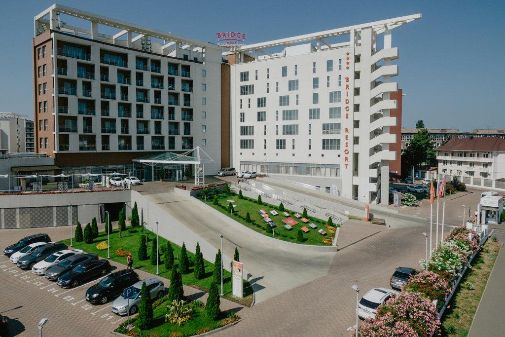 гостиница — Bridge Resort — Сочи, фото №2
