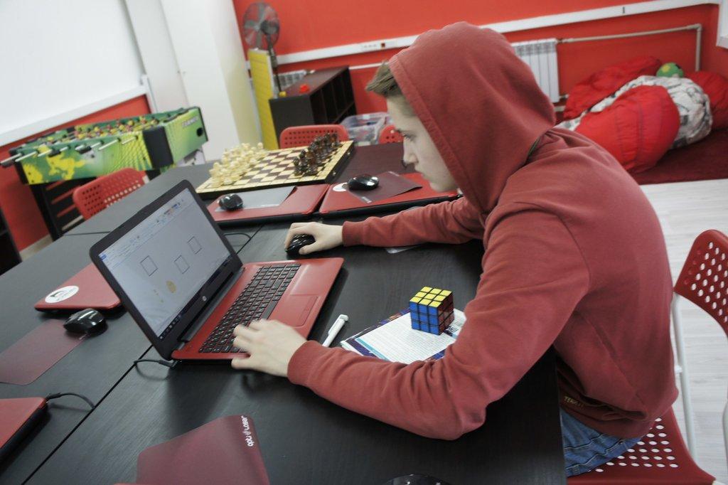 компьютерные курсы — Центр робототехники и программирования iKids — Тула, фото №2
