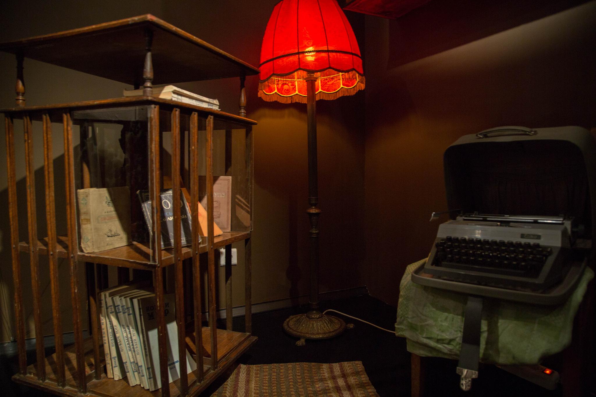 «Государственный литературный музей» фото 6