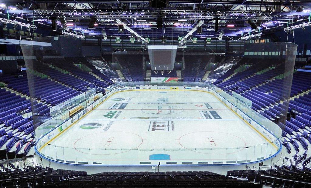 спортивный комплекс — Татнефть Арена — Казань, фото №10